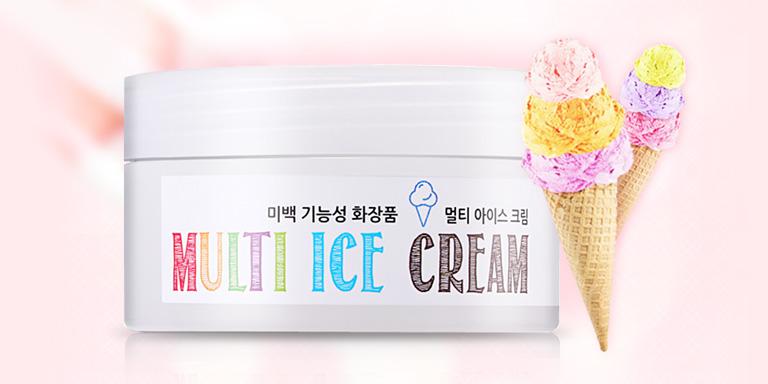 [Alive Lab] Multi ICE Cream 100ml