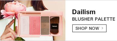 Heimish Dailism Blusher Palette Collection