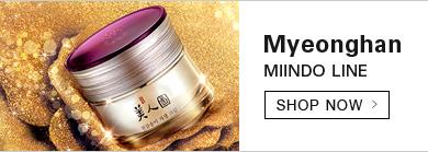 The Face Shop Foam Myeonghan Miindo Line