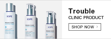 IOPE Trouble Clinic Product