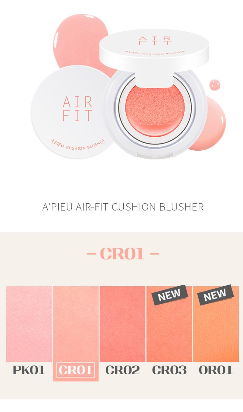 Apieu Air Fit Cushion Blusher Cr01 Gotkor Spf50pa 23 Natural Beige Set Free Refill D0b148d75d86f3010bfaa0aacce8e104 1496811