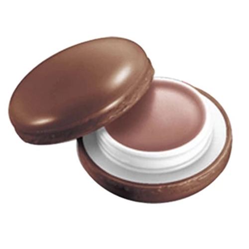 Macaron бальзам для губ chocolate