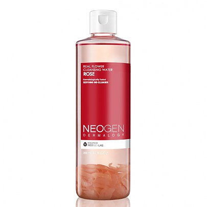 [Neogen] Real Flower Cleansing Water Rose 300ml