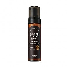 [Skinfood] Black Sugar Perfect Bubble Foam 200ml