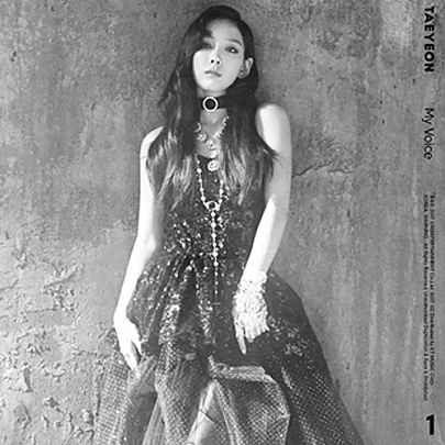 [Taeyeon] Album Vol.1[My Voice] I Got Love ver.