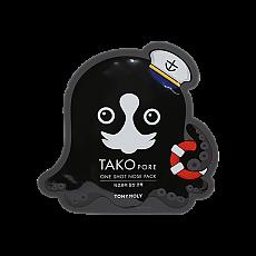 [Tonymoly] TaKo Pore One Shot Nose Pack 1EA