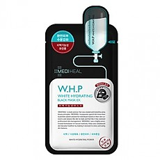 [Mediheal] W.H.P White Hydrating Black Mask EX. 1ea