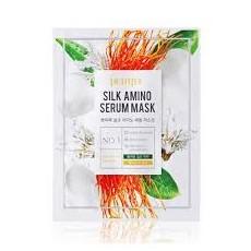 [Petitfee] Silk Amino Serum Mask 10ea