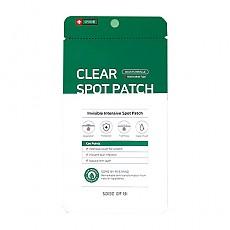 [SOME BY MI] Clear Spot Patch 18pcs (10mmx9ea + 12mmx9ea)