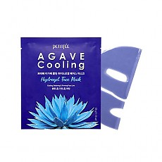 [PETITFEE] AGAVE Cooling Hydrogel Face Mask