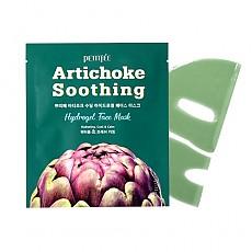[PETITFEE] Artichoke Soothing Hydrogel Face Mask 5ea