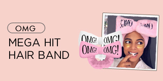 OMG! It's Hair Band!!
