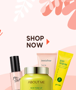 Sub Banner 2: Recommendation for Your Skin Brightening (to SHOP)