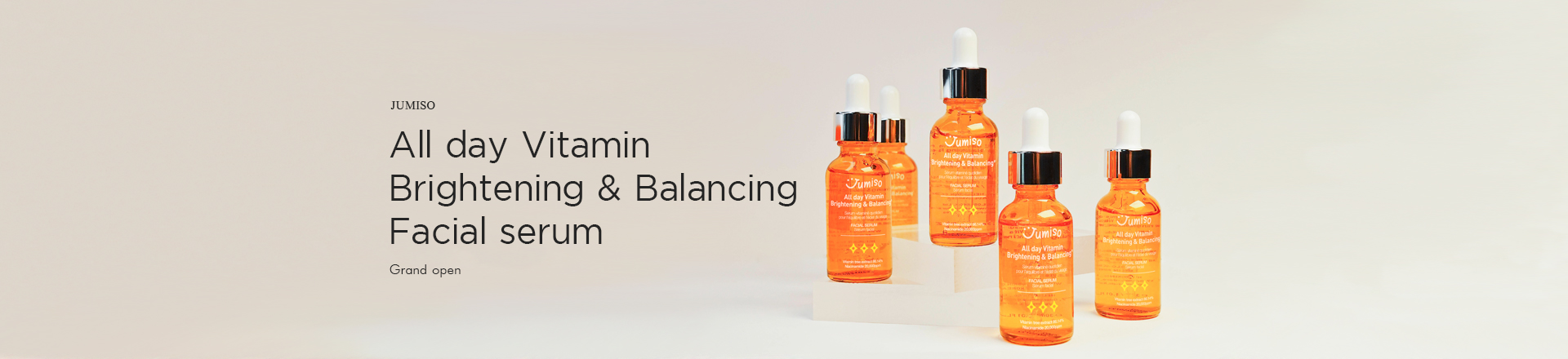 Jumiso New Vitamin Serum