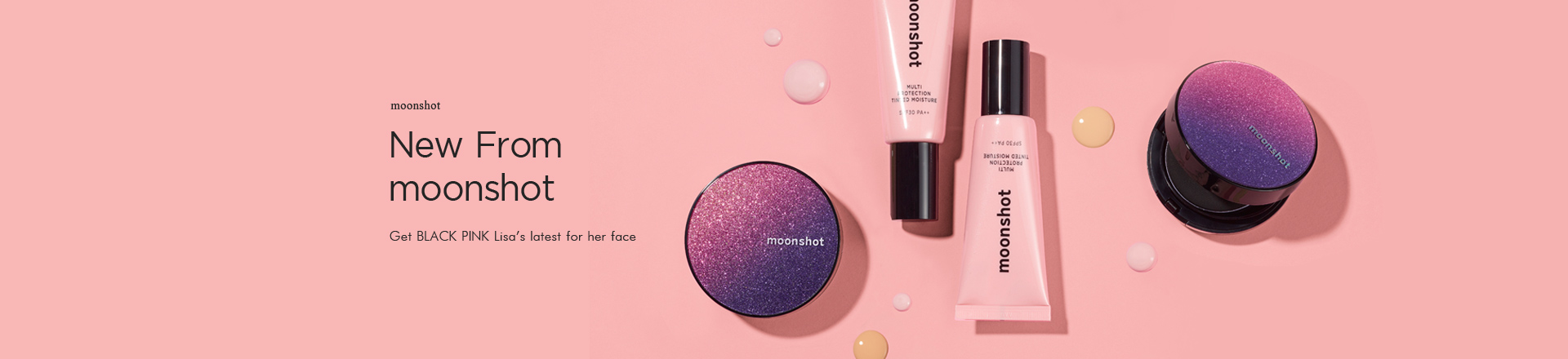 PRE-ORDER moonshot New Items