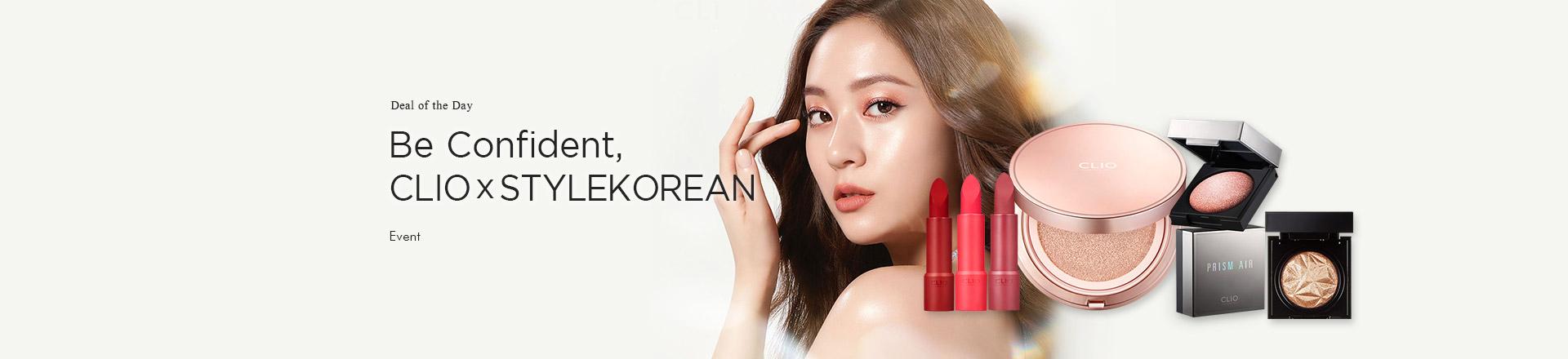 CLIO x STYLEKOREAN.COM