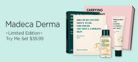 Madeca Derma Try me set $39.99