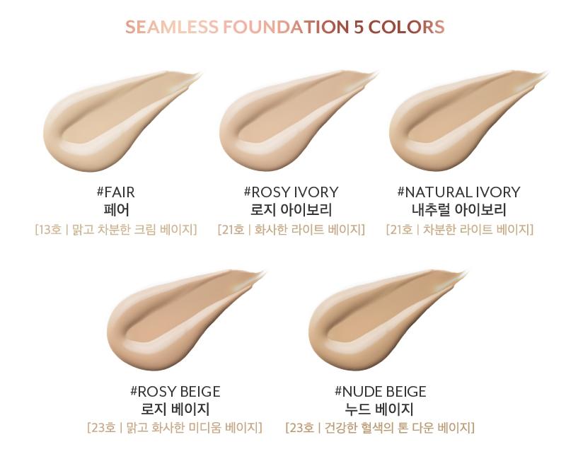 Best Korean Cushion Foundation