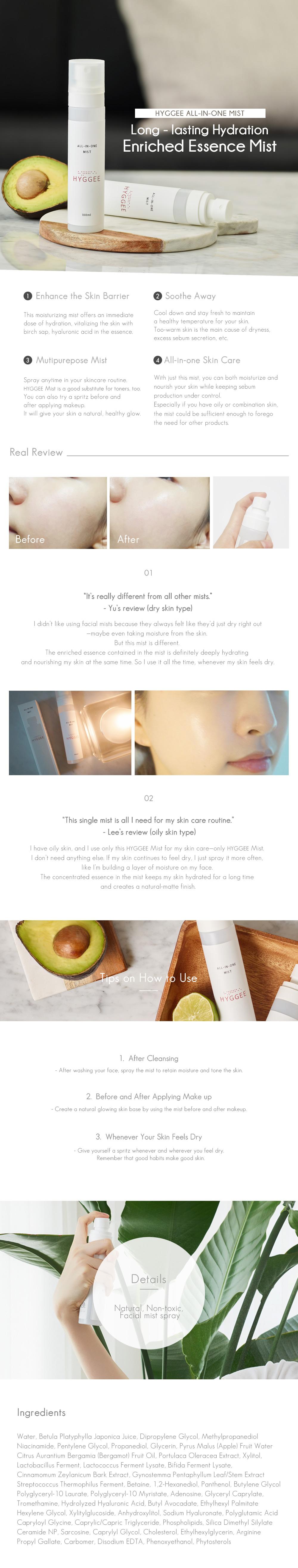 Hyggee all in one mist 100ml korean skincare stylekorean 19aae01f00758cc8c8763ae1139b356b1520228 solutioingenieria Gallery