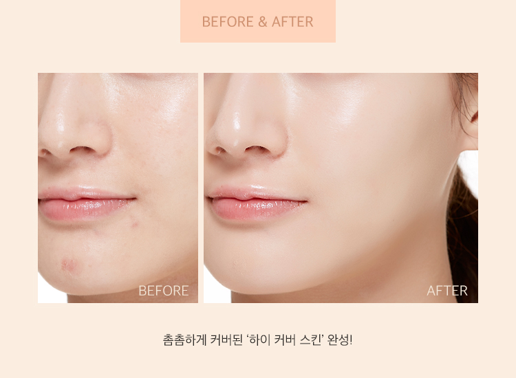 Missha Magic Cushion Cover Lasting Spf50 Pa 21 Korean Makeup