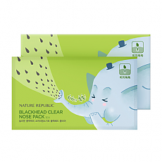 [Nature Republic] Blackhead Clear Nose Pack (7ea)
