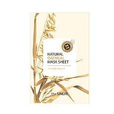 [the SAEM] Natural Oatmeal Mask Sheet