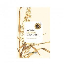 [the SAEM] Natural Oatmeal Mask Sheet