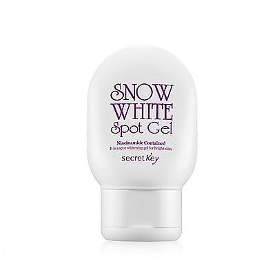 [Secret Key] Snow White Spot Gel 65g