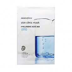 [Innisfree] Skin Clinic Mask Sheet (Hyaluronic Acid) 20ml
