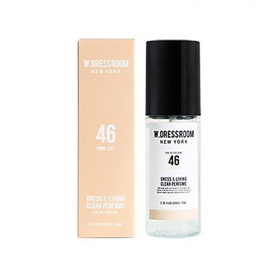 [W.DRESSROOM] Dress & Living Clear Perfume No.46 (Pure Lily) 70ml