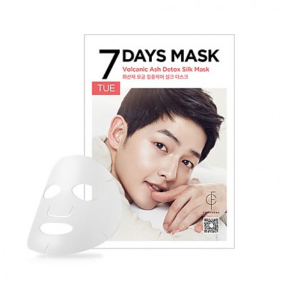 [FORENCOS]Song Joong Gi 7days Mask Sheet(Tuesday)
