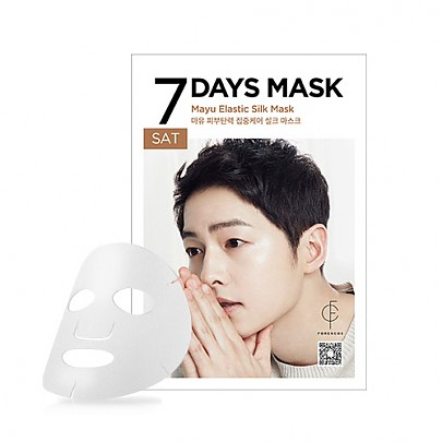 [FORENCOS]Song Joong Gi 7days Mask Sheet(Saturday)