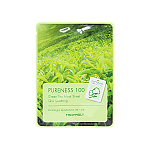 [Tonymoly] Pureness 100 Mask Sheet #Green tea