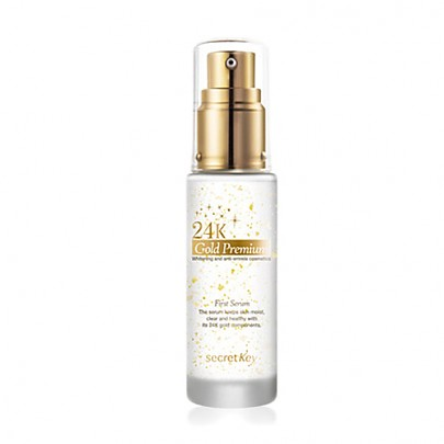 [Secret Key] 24K Gold Premium First Serum