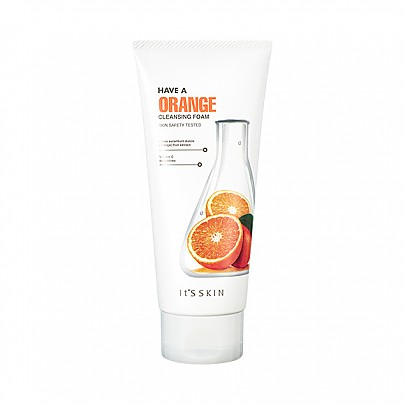 [It's Skin] Have a Orange Cleansing Foam 150ml