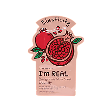 [Tonymoly] I`m REAL Pomegranate Mask Sheet Elasticity