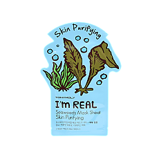 [Tonymoly] I`m REAL Seaweeds Mask Sheet Skin Purifying