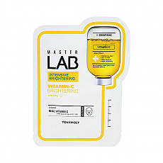 [Tonymoly] Master Lab Mask Sheet #Vitamin C