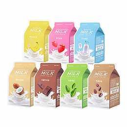 [A'PIEU] Milk One Pack (Banana Milk)