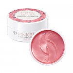 [G9SKIN] Pink Blur Hydrogel Eye Patch 120ea