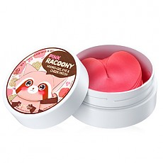 [Secret Key] Pink Racoony Hydro-Gel Eye&Cheek Patch