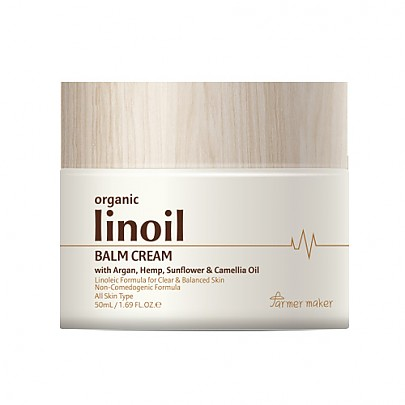 [Farmer maker] Organic Linoil Balm Cream 50ml