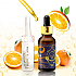 [Elizavecca] VitaminC 100% Powder + Vita-Multi Whitening Sauce Serum