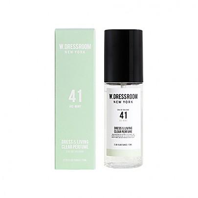 [W.DRESSROOM] Dress & Living Clear Perfume No.41 (Jas Mint) 70ml
