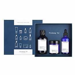 [Pyunkang Yul]*Limited Edition* Moisture Skincare Set (3items: Essence Toner 200ml + Moisture Serum 100ml +Nutrition Cream 100ml)