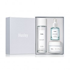 [Huxley] Hydration Trio set (Toner Extract it 120ml + Essence Grab Water + Cream Fresh and More)