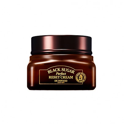 [Skinfood] Black Sugar Perpect Reset Cream 60ml