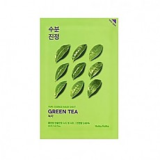 [Holika Holika] Pure Essence Mask Sheet (Green Tea)