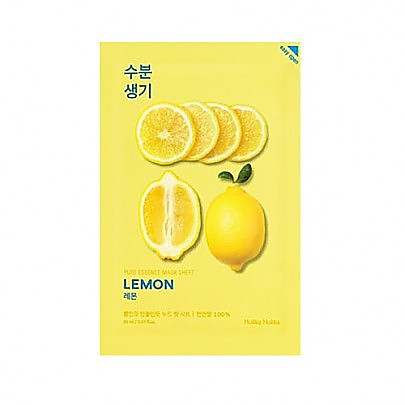 [Holika Holika] Pure Essence Mask Sheet (Lemon)