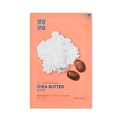 [Holika Holika] Pure Essence Mask Sheet (Sheabutter)